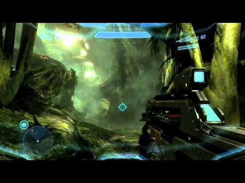 xbox 360 e3 2012 - Halo 4 Trailer and Gameplay Demo live from E3 2012!! Lego Bioncle jungle monsters challenge Master Chief and crazed Cortana!! Let me know what you think with...