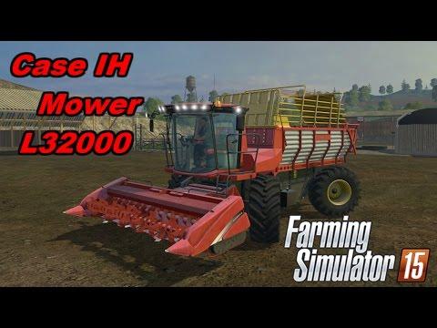 CaseIH Mower L32000 v1.0