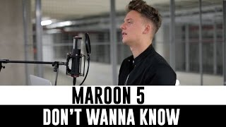 Maroon 5 - Don't Wanna Know ft. Kendrick Lamar Video