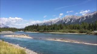 Canmore (AB) Canada  city images : Canmore, Alberta | Beautiful Bow River Canmore, AB, Canada.