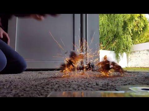 Magnet EXPLODIERT - Explosion und kein Magnetfischen