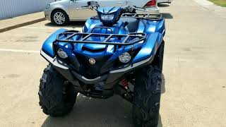 8. 2019 Yamaha Grizzly 700 EPS SE