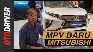 Video Mitsubishi All New Small MPV 2017 First Impression Review Indonesia | OtoDriver MP3, 3GP, MP4, WEBM, AVI, FLV Desember 2017
