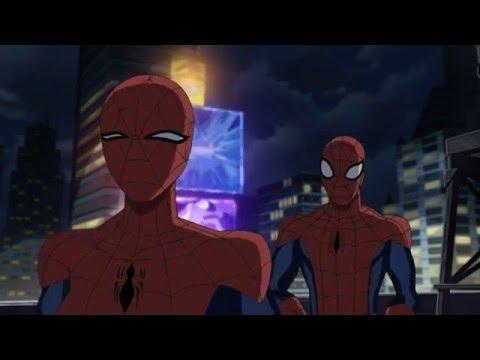 Великий Человек-паук - Пауко-вброс. Часть 1 - Сезон 3 Серия 12 | Marvel (видео)