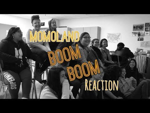 Video High Schoolers React to Momoland - Bboom BBoom MV download in MP3, 3GP, MP4, WEBM, AVI, FLV January 2017