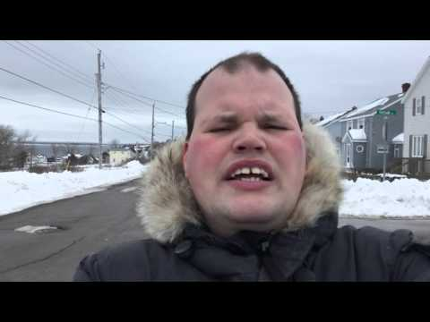 WATCH: This Guy's Passionate About The Weather