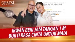 Video Reino Barack & Syahrini Pamer Panggilan Sayang, Perang Nyata Dewi Perssik & Meldi - OBSESI MP3, 3GP, MP4, WEBM, AVI, FLV Mei 2019