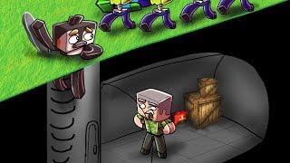 Minecraft | The Forest - TOP SECRET APOCALYPSE BUNKER! (Zombie Survival) #13