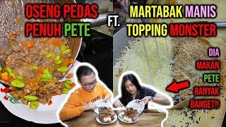 Video HAJAR OSENG SUPER PEDAS EXTRA PETE LANJUT MARTABAK TOPPING MONSTER BARENG CEWE GILA PETE MP3, 3GP, MP4, WEBM, AVI, FLV November 2018