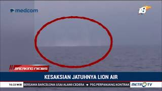 Video Awak Kapal Tugboat AS Jaya II Saksikan Jatuhnya Lion Air JT610 MP3, 3GP, MP4, WEBM, AVI, FLV Mei 2019