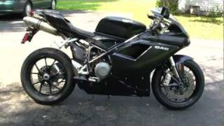 10. 2010 Ducati 848 Walk Around HD