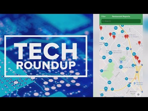 S.A. Tech Roundup: Restaurant Reports app gives easy access to inspections