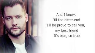 Video Calum Scott - Only You (Lyrics) MP3, 3GP, MP4, WEBM, AVI, FLV Mei 2018
