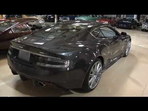 DBS - 2009 Aston Martin DBS. A luxury sports car bridging the gap between road and track. » Subscribe: http://bit.ly/JLGSubscribe » Visit the Official Site: http:/...
