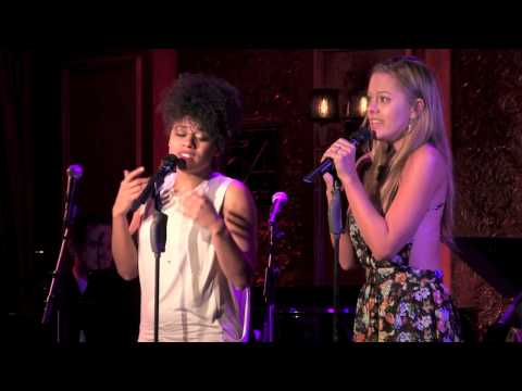 "Ariana DeBose and Kate Rockwell – ""Tell Him"" (Broadway Loves Celine Dion)"