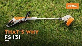 1. The STIHL FSA 45 Cordless Brushcutter