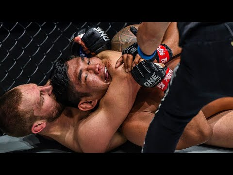 Aung La N Sang vs. Reinier De Ridder | ONE Championship Fight Highlights