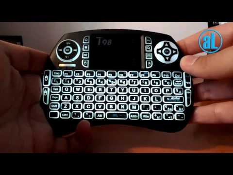 Recensione Zenoplige Mini Tastiera Wireless Keyboard 2.4GHz