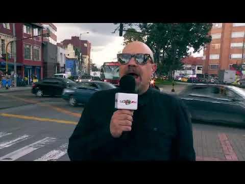 Nota Santiago Moure polvos - La Tele Letal (видео)