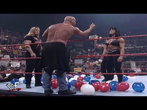 Stone Cold Interrupts DX Campaign - Austin Vs Tyson