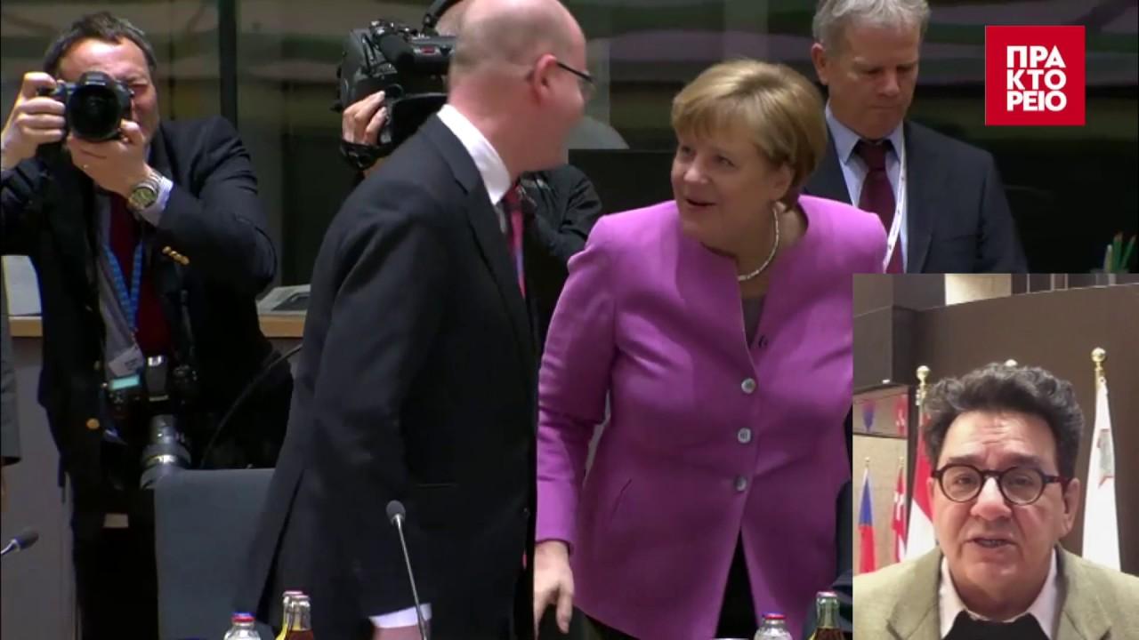 Βρυξέλλες: Ανταπόκριση του Μανώλη Σπινθουράκη από την Σύνοδο Κορυφής