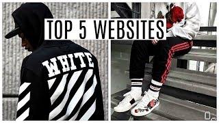 HOW TO BUY STREETWEAR ON A BUDGET   Top 5 Streetwear Websites   Daniel Simmons