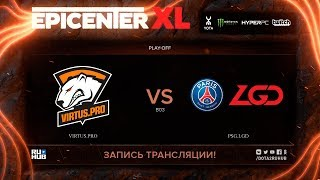 Virtus.pro vs PSG.LGD, EPICENTER XL, game 1 [v1lat, godhunt]