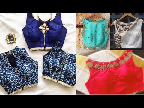 Video latest crop-top blouse designs ideas for saree, Lehenga/Indo western blouse designs ideas download in MP3, 3GP, MP4, WEBM, AVI, FLV January 2017