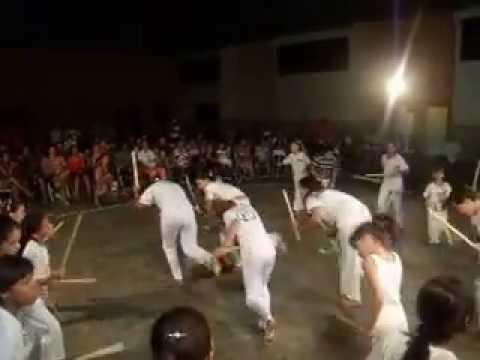Show de Capoeira 2013 de Marabá Paulista