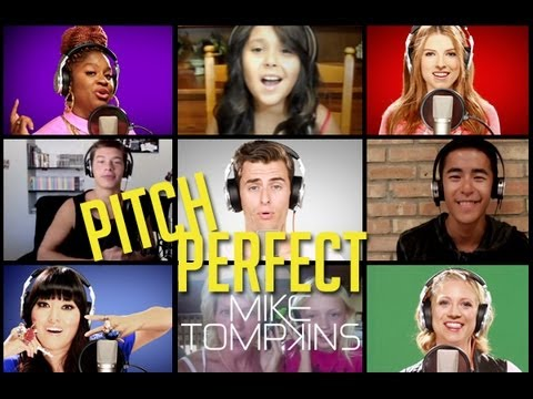 cappella - I got the opportunity to perform with the cast of PITCH PERFECT and use YOUR videos to recreate the song