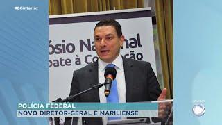 Paulo Maiurino novo diretor-geral da PF  é de Marília