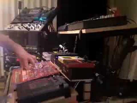 Muzik 4 Machines Live 01-08-08 part1