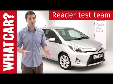 2012 Toyota Yaris Hybrid readers review – What Car?