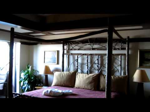 Disney World Hotels-Yellowstone Presidential Suite at Disney's Wilderness Lodge