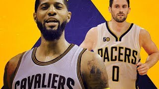 After superstar Paul George informed the Pacers that he plans to leave the team, Indiana began shopping George this weekend,...
