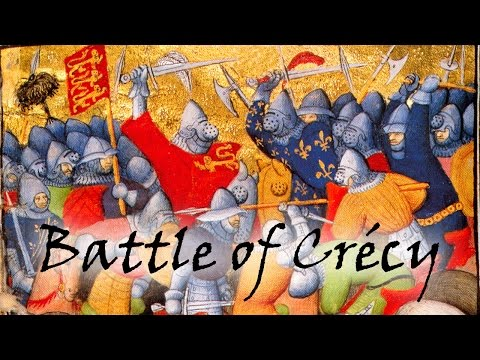 Why Did the English Win the Battle of Crécy?
