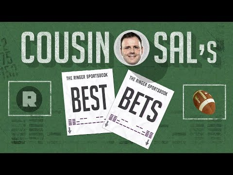 NFL Week 7 Best Bets With Cousin Sal | The Ringer (видео)