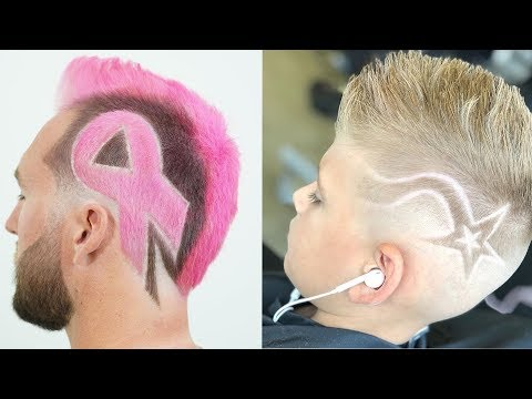 Beard styles - BEST BARBER IN THE WORLD 2018  Videos Compilation  Amazing Styles for Men's #5