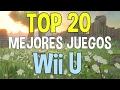 Top 20 Los Mejores Juegos De Wii U Bienvenida Nintendo