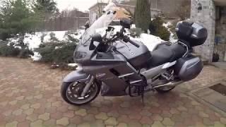 1. 2005 Yamaha FJR 1300A eladó