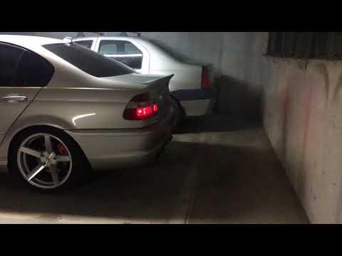 BMW e46 320d popcorn revlimiter