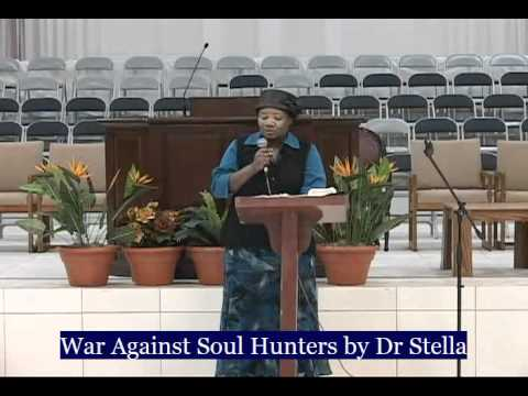 War Against Soul Hunters - Dr Stella Immanuel
