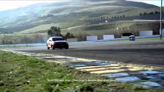Carl Edwards 2013 Ford Taurus Ecoboost Test Drive - Episode 4.flv