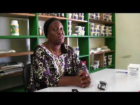 COTE D'IVOIRE: JNPPME-A 2018 Interview de Mme KONATE des Produits NAJMA