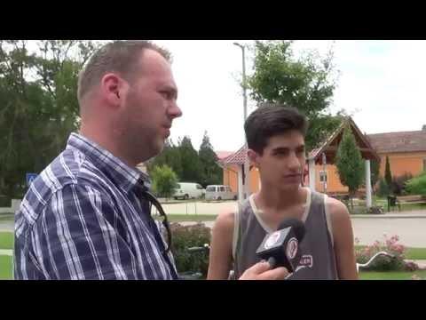 SocietasTV - Bevándorlók, ahogy a röszkeiek látják
