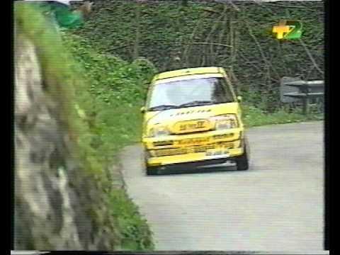 rally piancavallo 1996 - trofeo fiat cinquecento