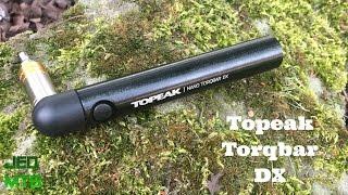 A really quick look at a Topeak Nano Torqbar DX mini torque wrench.https://www.topeak.com/global/en/products/nano-torq-series/838-nano-torqbar-dx