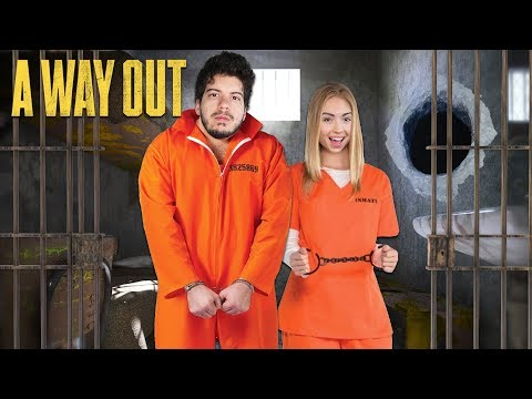 WE'RE GOING TO PRISON!! (A Way Out)