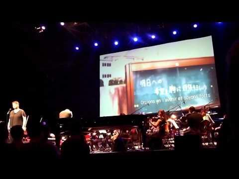 Villain Akunin - Your Story -  Joe Hisaishi Live in Paris, Zenith, 23.06.2011