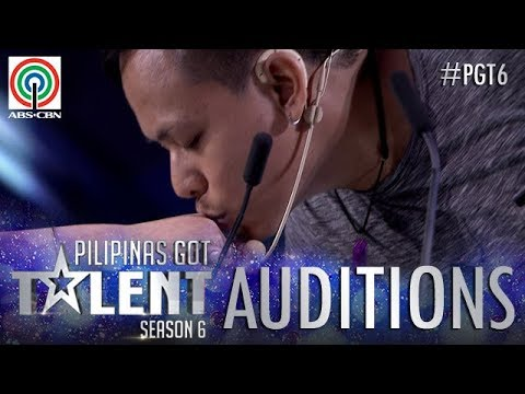 Pilipinas Got Talent 2018 Auditions: Michael Aco - Sing and Act (видео)